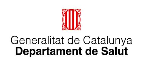 logo generalitat de catalunya departament de salut